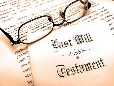 Probate of Last Will and Testament